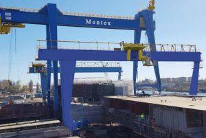 Faccin: blue crane shipbuilding