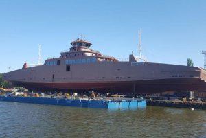 Faccin: shipbuilding industry