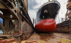 Schiffbau Und Offshore Strukturen