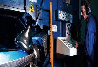CNC gesteuerte Boerdelmaschine