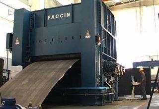 Blechrichtmaschine