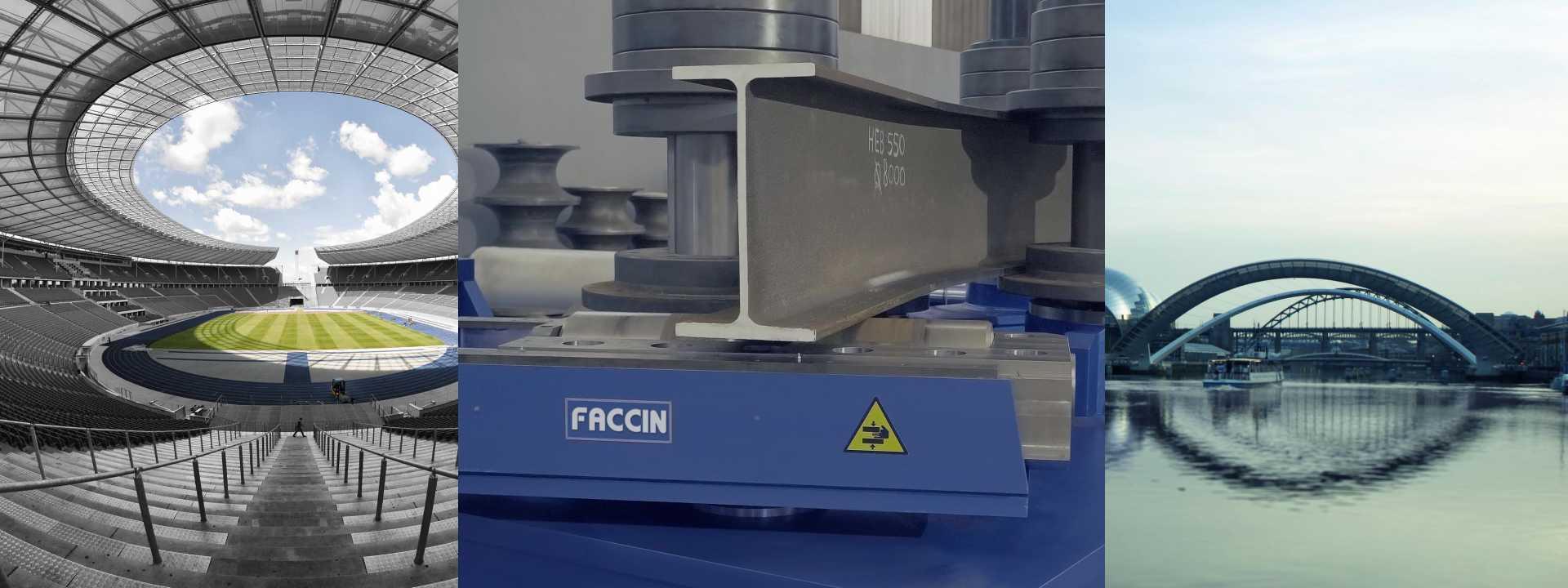 curvadoras de perfiles Faccin