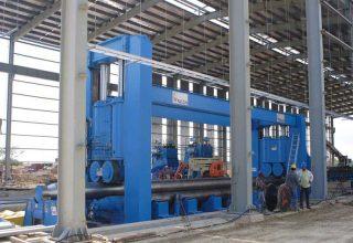 Rouleuses pour production des tubes