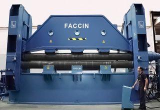 Faccin Shipbuilding Plate Roll RP_1