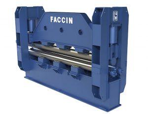 Faccin Shipbuilding Plate Roll RP