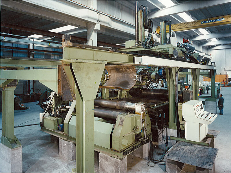 Supply of Plate Bending Machines, Profile Bending Machines and