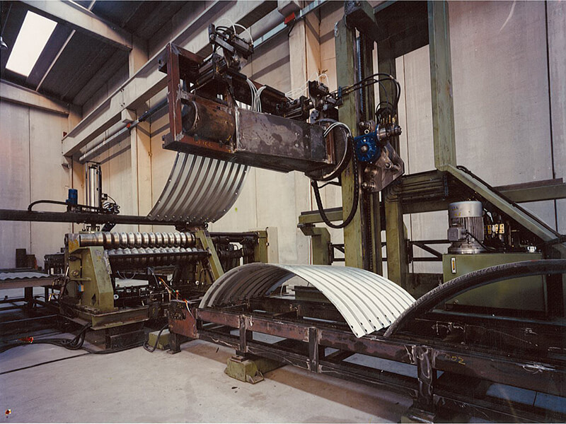 Faccin Roll Bending Machine