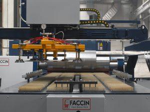 Faccin 2 Rolls Plate Roll HCU