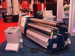 Faccin 3 Rolls Plate Bending Machine 3HEL
