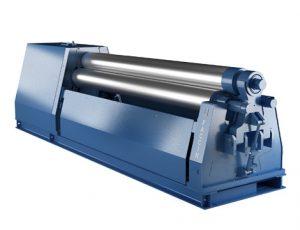 Faccin 3HEL 3 rolls double pinch plate roll