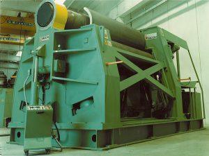 Faccin Plate Rolling Machine