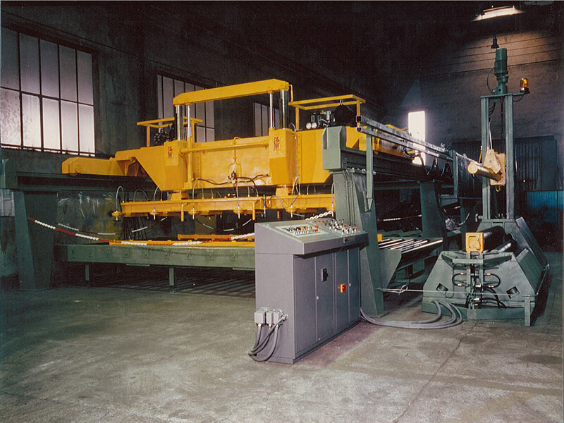 Faccin Metal Forming Machine