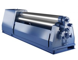 Faccin 3hel 3 rolls double pinch bending machine