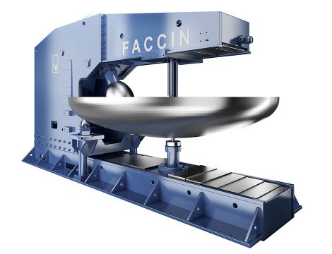 Faccin offers the widest range of BF flanging machines