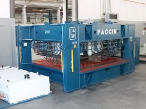 Faccin Hydroforming Press PPH