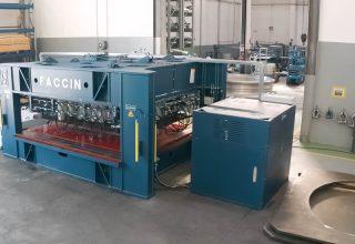 Faccin Hydroforming Press PPH_3