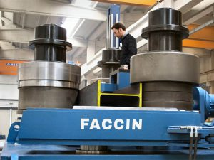 Faccin bending profiles big size