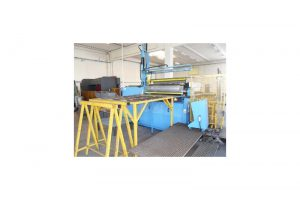 Faccin plate bending machines for LAM