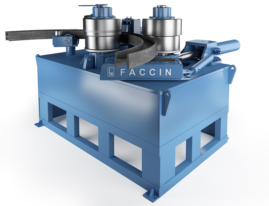 RCMI Pipe Rolling Machine