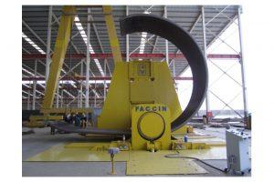 Faccin Plate Bending Roll Machine