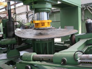 Faccin dished ends presses PPM+MA