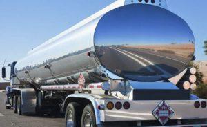 Faccin Plate Rolling Machine for Truck Tanks