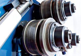 Rolls bending profiles