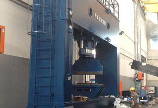 Shipbuilding presses