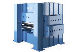 Plate Leveller Plate Straightening Machine Spianatrice