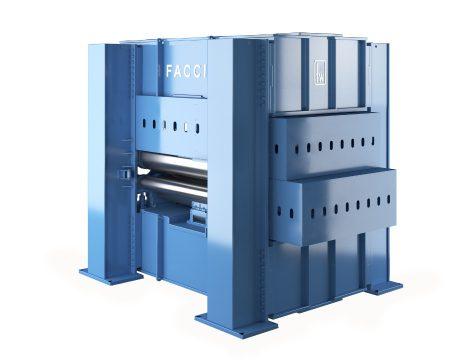 Faccin Plate Straightening Machine R Series