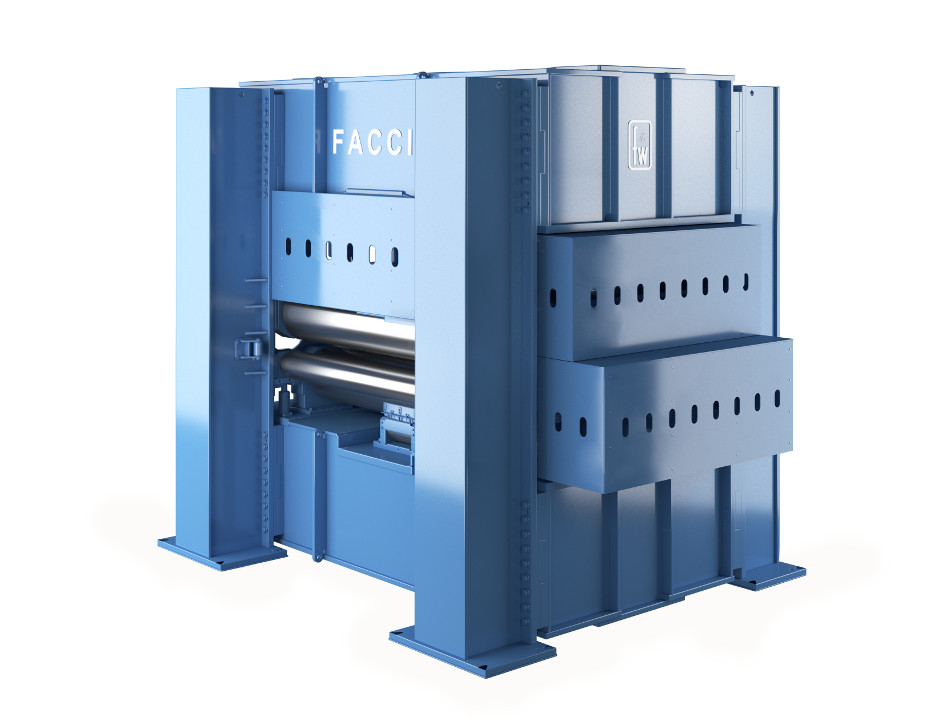 Faccin Plate Straightening Machine R Series