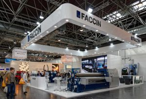 Faccin bending machine 2017