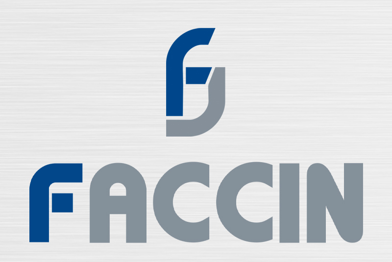 New Logo Faccin Plate Rolling Machine