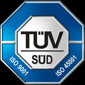 ISO9001 ISO45001 Faccin
