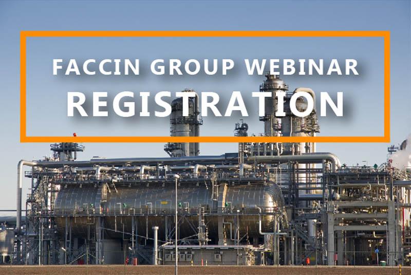 Faccin Webinar Registration
